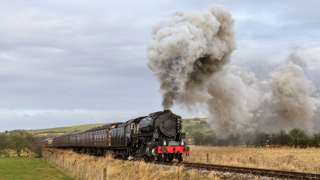 Introduction to Steam Engine Driving for One with Churnet Valley Railway