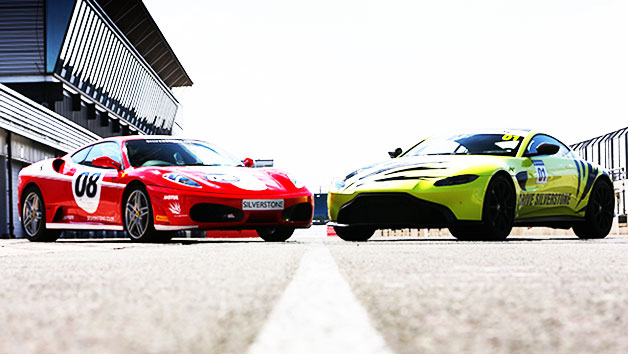 Silverstone Superchoice Driving Thrill