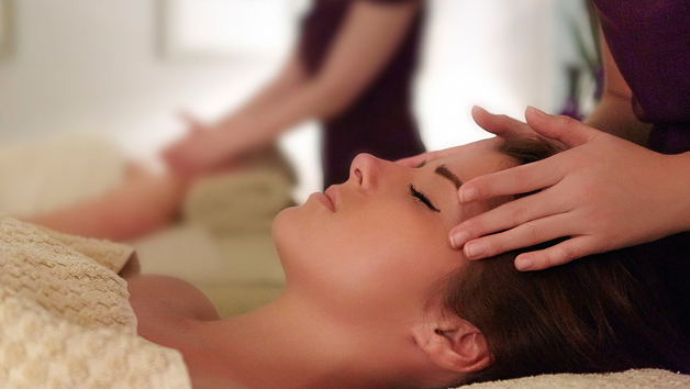 Spa Day with Two Treatments and Champagne Afternoon Tea for Two at The Belfry Hotel and Resort