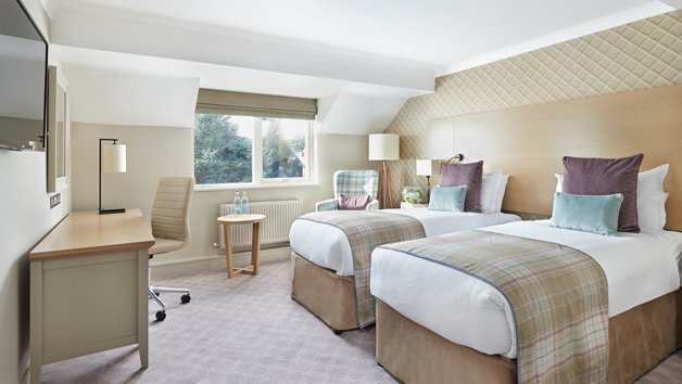 One Night Luxury Spa Break with Dinner for Two at The Belfry Hotel and Resort