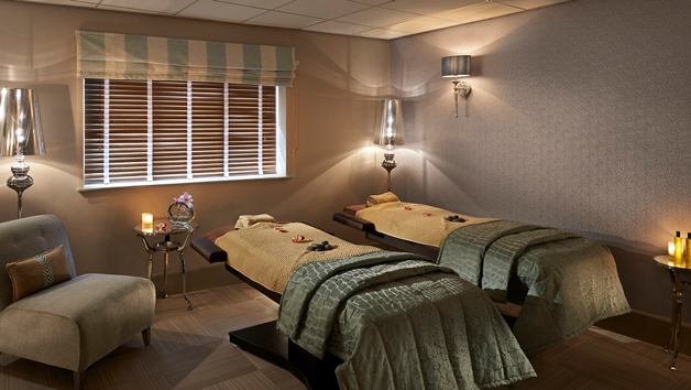 Spa Day with Two Treatments and Afternoon Tea for Two at The Belfry