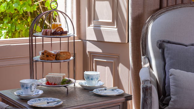 Afternoon Tea for Two at Bishopstrow Hotel and Spa