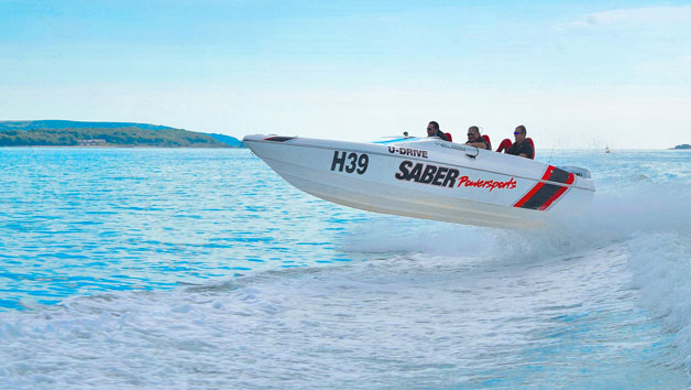 Honda Powerboat Racing Experience for Two