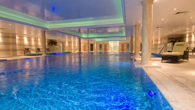 Spa Day with Lunch and Prosecco for Two at Lion Quays Hotel and Spa