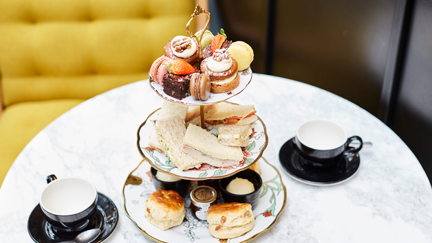 One Night Break and Afternoon Tea at Novotel London Bridge for Two