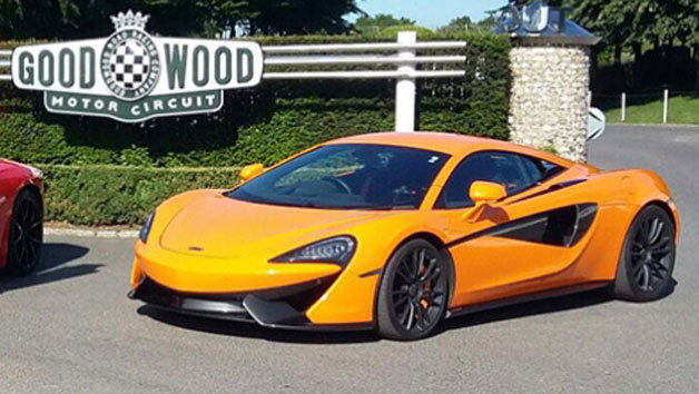 Supercar Driving Thrill at Goodwood for One Person