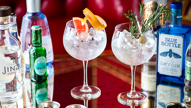 Gin Tasting and Sharing Platter for Two at The Rubens