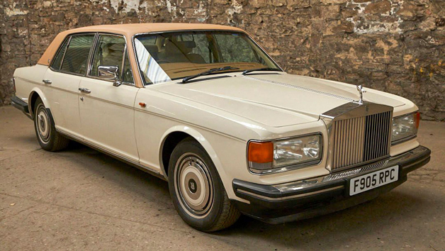 Drive Dad's Car: A Three-Car Luxury Classic Driving Experience for One Person
