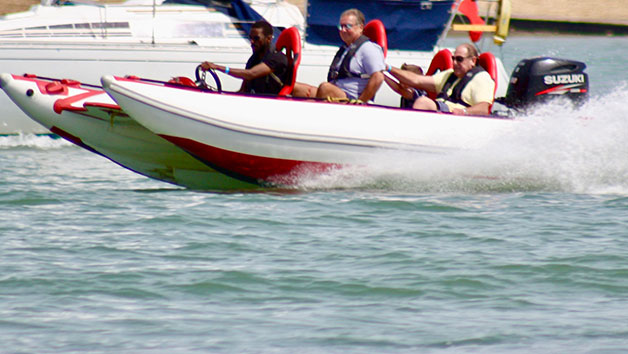 Thunderbolt Powerboat Experience for Two