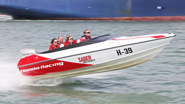 Triple Powerboat Day