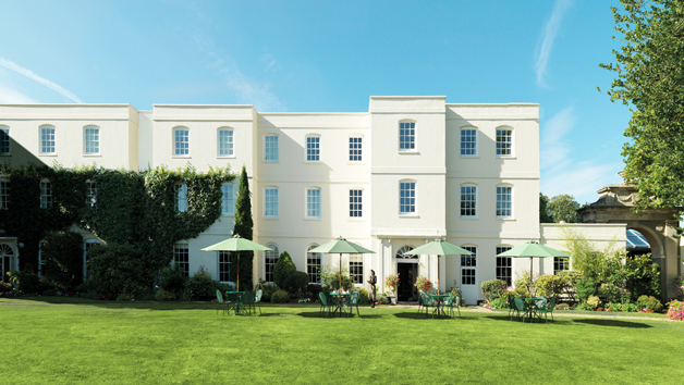 Overnight Spa Stay for Two at Sopwell House, Hertfordshire