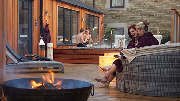 Pamper Spa Day for Two at The Three Horseshoes Country Inn and Spa