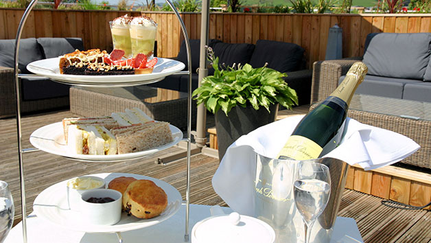 Pamper Treat and Afternoon Tea for Two at Three Horseshoes Country Inn and Spa