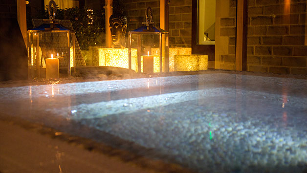 Twilight Spa Treat for Two at Three Horseshoes Country Inn and Spa