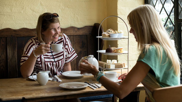 Afternoon Tea for Two at Shelly's of Chilham