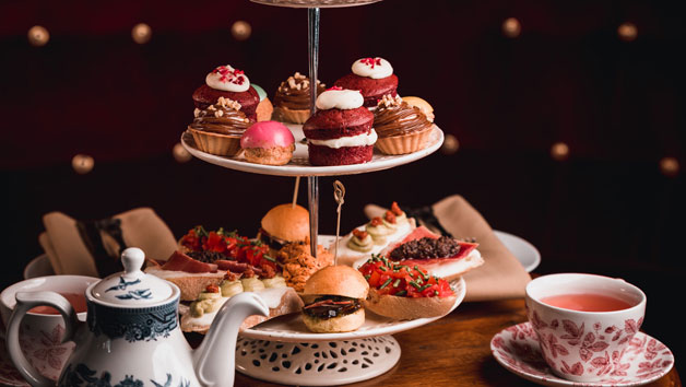 Bottomless Gin Afternoon Tea at MAP Maison for Two