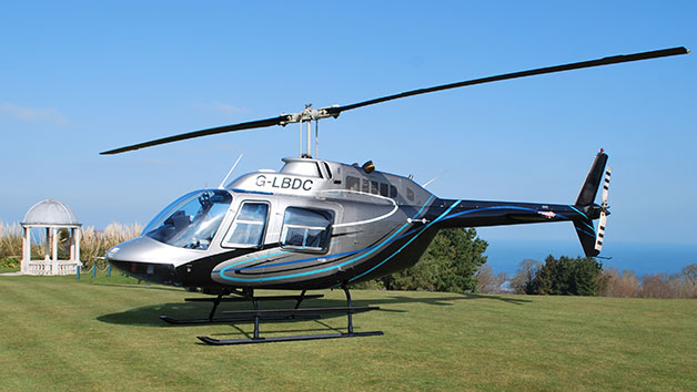 30 Minute Helicopter Sightseeing Tour of London for Two