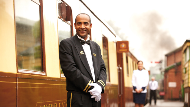 Belmond British Pullman Murder Mystery Lunch Trip for Two from London