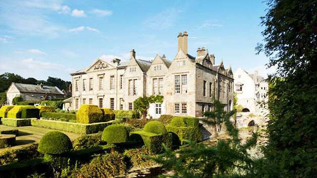 Afternoon Tea with Fizz for Two at Coombe Abbey