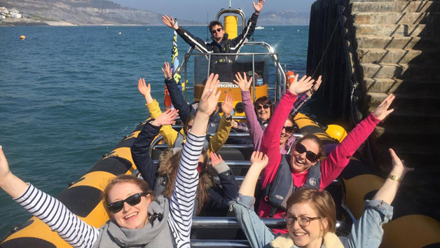 Platinum Cruise for Two in Lyme Regis