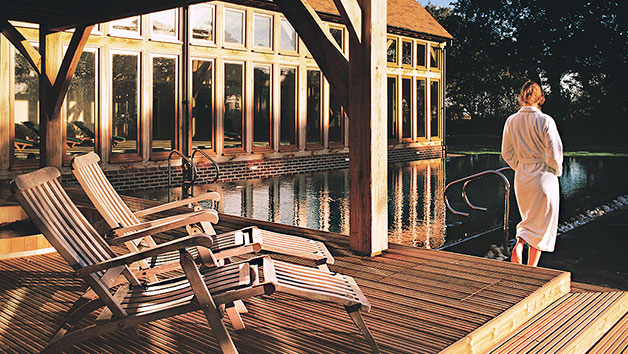 Luxury Spa Day for Two at Bailiffscourt Hotel and Spa, West Sussex
