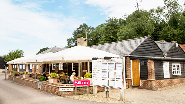 Hotel Escape for Two at Tewin Bury Farm Hotel, Hertfordshire