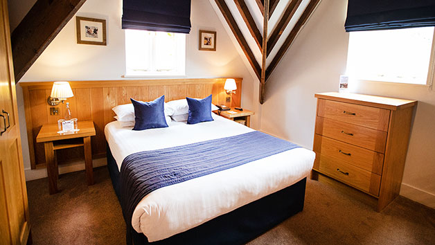 Boutique Escape with Dinner for Two at Tewin Bury Farm Hotel, Hertfordshire