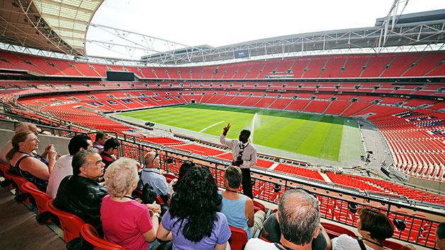 Tour of Wembley Stadium