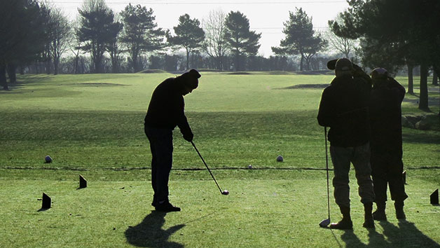 One Hour Golf Lesson with PGA Professional for One at Worldham Golf Academy