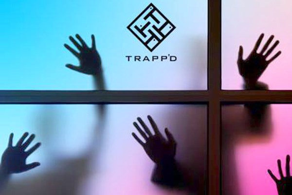 Themed Escape Room Experience at Trappd for Six