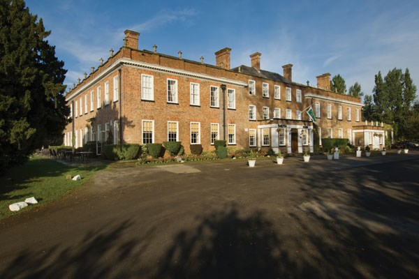 One Night Break with Dinner for Two at Blackwell Grange Hotel