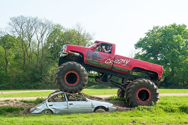 Monster Truck and Rally Kart Experience for One