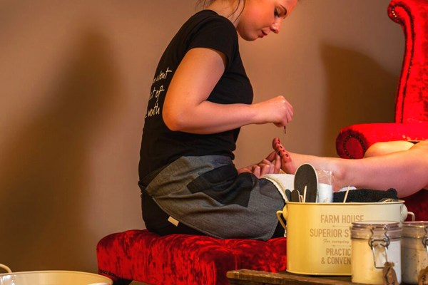 Choice of 25 Minute Treatment at Schmoo Spa Hilton Hotels for Two