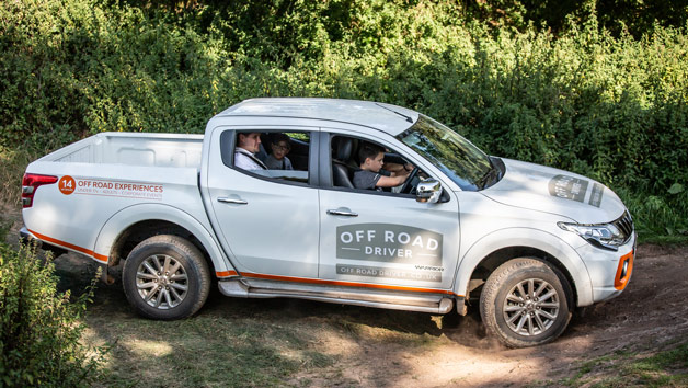 30 Minute Junior Off Road Driving Experience for One