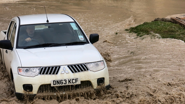 30 Minute Off Road Driving Thrill for One