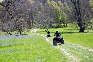 Three Hour Quad Bike Adventure For One In Kent