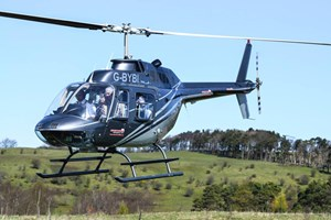 15 Minute Uk Sightseeing City Helicopter Tour For Two
