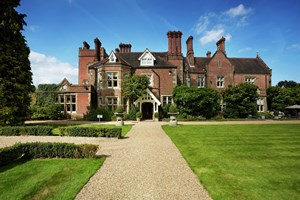 Luxury Afternoon Tea For Two At Alexander House And Utopia Spa