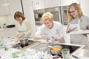 Full Day Cookery Course For Two At Waitrose Finchley Road