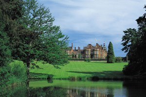Champagne Afternoon Tea At Tylney Hall For Two