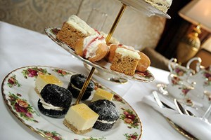 Afternoon Tea at Carlton Park Hotel for Two