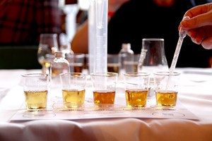Whisky Blending At The Whisky Lounge For Two