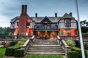 Afternoon Tea At Inglewood Manor For Two