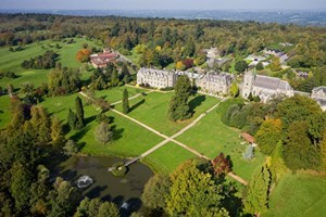 Sussex Sparkling Afternoon Tea for Two at Ashdown Park Hotel