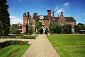 One Night Escape For Two At Alexander House