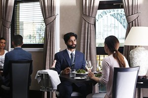 Two Night Stay With Dinner For Two At The Vermont Hotel
