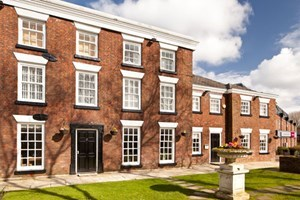 Two Night Hotel Escape For Two At Mercure Bolton Georgian House Hotel
