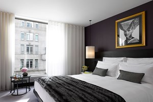 One Night Michelin Star Gourmet Break For Two At South Place Hotel