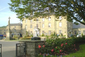 Overnight Romantic Getaway For Two At The Rutland Arms Hotel
