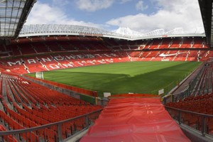 Old Trafford Manchester United Stadium Tour For Two Adults